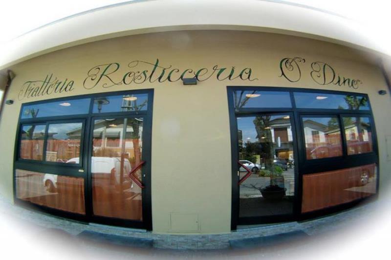 O dino ristorante trattoria rosticceria o 39 dino torre for Cucine lago opinioni